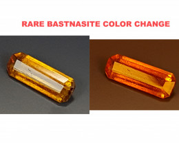 1.05CT RARE BASTNASITE COLOR CHANGE  BEST QUALITY GEMSTONE IGC76