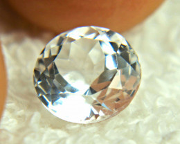 3.47 Carat White VS Brazil Topaz - Gorgeous