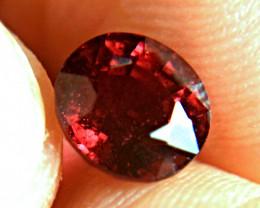 3.28 Carat Flashy African Rhodolite Garnet - Beautiful