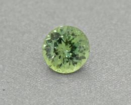 N/R Natural UNHEATED Green Sapphire, Good Brilliance(01367)