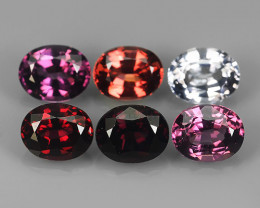 2.66~CTS GENUINE NATURAL ULTRA RARE COLLECTION OVAL FANCY SPINEL~