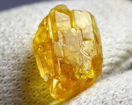 10.00 CT 100% Natural Yellow Beryl HeliodorCrystal