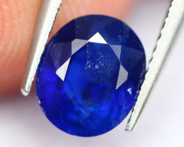 Blue Sapphire 0.87Ct Heated Only Cornflower Blue Sapphire A0507
