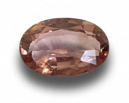 Natural Padparadscha|Loose Gemstone|New| Sri Lanka