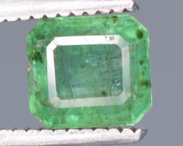 0.75 Carats Natural Emerald Gemstone