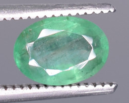 0.70 Carats Natural Emerald Gemstone