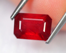 2.27cts Blood Red Colour Ruby / 2407