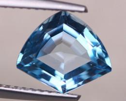 2.78ct Natural Blue Topaz Fancy Cut Lot D487