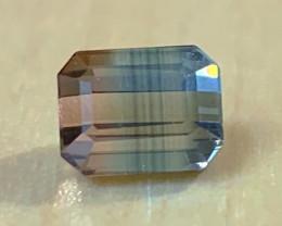 *NR* 1.92 ct Bicolor Tourmaline - VVS/Flawless Clarity
