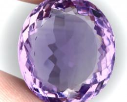 19.70ct Pink Violet Amethyst - No reserve