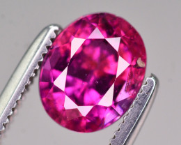 Rarest 1.85 Ct Natural Grape Garnet From Tanzania. RA