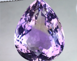 18.00 Ct Natural Ametrine Top Cutting Top Luster Gemstone. AM 02