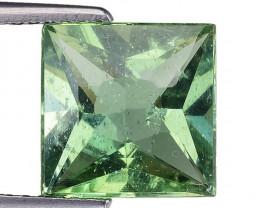 3.15 Ct Green Apatite Good Quality Gemstone. AP 01