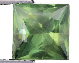 3.18 Ct Green Apatite Good Quality Gemstone. AP 02