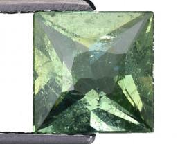 1.49 Ct Green Apatite Good Quality Gemstone. AP 03