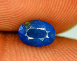 0.40  Carats Oval Cut Natural Rare Afghanite Gemstone
