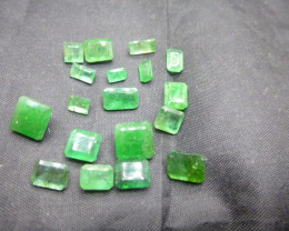 27.60cts  Emerald Parcel, 100% Natural Gemstone