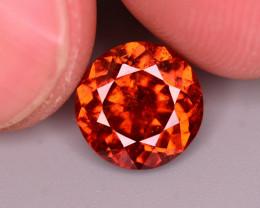 Superb Cut 2.55 Ct Natural Hessonite Garnet