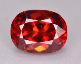 Top Color 2.70 Ct Natural Hessonite Garnet