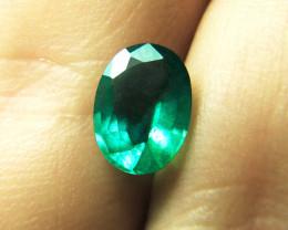 1.14 ct Top Zambian Emerald!
