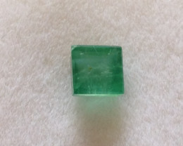 Certified Colombian Emerald 0.45ct.