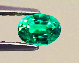 1.17 ct Top Of The Line Zambian Emerald!