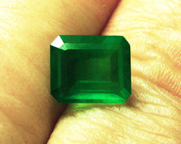 1.55 ct Rich And Bright Emerald!