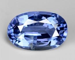 1.14 Ct Natural Bluish Spinel Sparkiling Luster Gemstone. SP 18