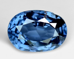 1.24 Ct Natural Bluish Spinel Sparkiling Luster Gemstone. SP 19