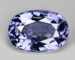 1.44 Ct Natural Bluish Spinel Sparkiling Luster Gemstone. SP 22