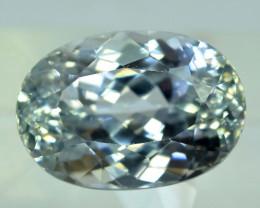 NR - 18.20 Carats Natural Aqua Color Kunzite Gemstone