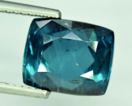8.55 Carats Natural Indicolite Tourmaline Gemstone
