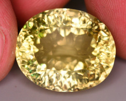 Millennium Cut 24.85 Ct Beautiful Citrine ~ J