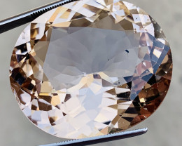110.70 Ct Natural Untreated Topaz Gemstone