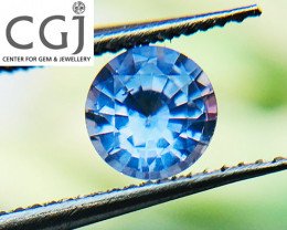Unheated - 0.40ct - Blue Sapphire