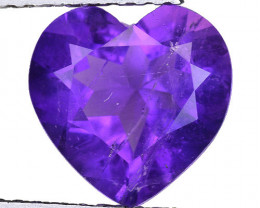 2.23 Ct Natural Amethyst Top Quality Gemstone. AT 28