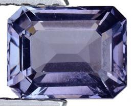 1.18 Ct Natural Bluish Spinel Sparkiling Luster Gemstone. SP 38