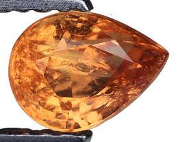 0.99 Ct Natural Fanta Spessartite Garnet Top Quality Gemstone. FS 22