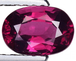 0.98 Ct Natural Spinel Sparkiling Luster Gemstone. SP 40