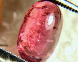 3.28 Carat Fancy Purple Pink African Tourmaline - Gorgeous
