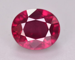 Rare 3.65 Ct Natural Grape Garnet From Mozambique