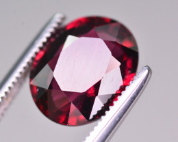 Rare 3.95 Ct Natural Mahenge Garnet From Tanzania