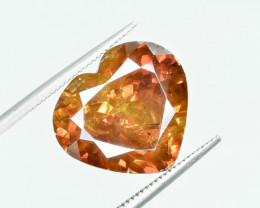 13.26 Crt AIG Certified Sphalerite Faceted Gemstone