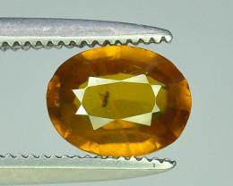 1.20 Ct Natural Honey Color Bastnasite Collector's Gem