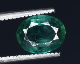 0.80 Carats Natural Emerald Gemstone