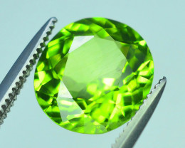 AAA Color 3.05 ct Himalayan Peridot ~ Pakistan