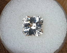 6,55 ct White Topaz - Master cut!