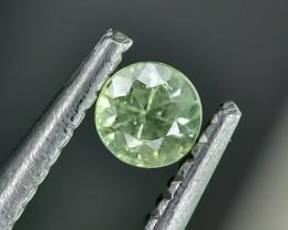 0.13 Crt Natural Demantiod Faceted Gemstone.( AG 28)