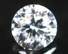 2.30mm D/E/F VVS Clarity Natural Brilliant Round Diamond