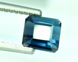 NR -2.25 Carats Natural Indicolite Tourmaline Gemstone
